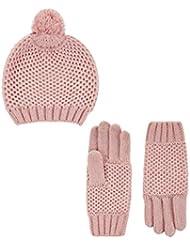 Lot composé d'un bonnet et de gants Opp - 6-8 ans