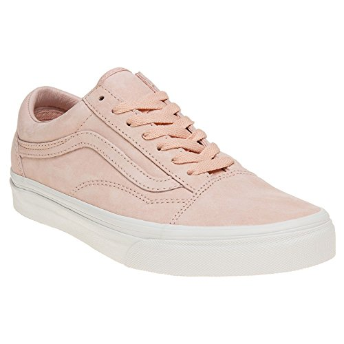 Vans Damen Old Skool Modisch Pink (Spanish Villa/blanc De Blancpig Suede)
