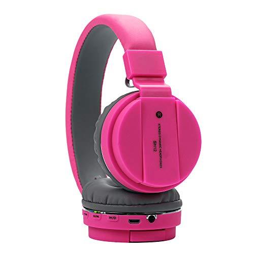 hahashop2 Bluetooth Kopfhörer in Ear mit Allen intelligenten Geräten Kompatibel mit Allen Smartphones 3,5-MM-Bluetooth-Headset mit Kopfanschluss - 3.5 Mm Mobile