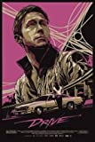 DRIVE - RYAN GOSLING – Imported Movie Wall Poster Print – 30CM X 43CM