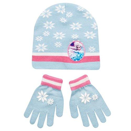 Frozen Mütze und Handschuhe keine Größe
