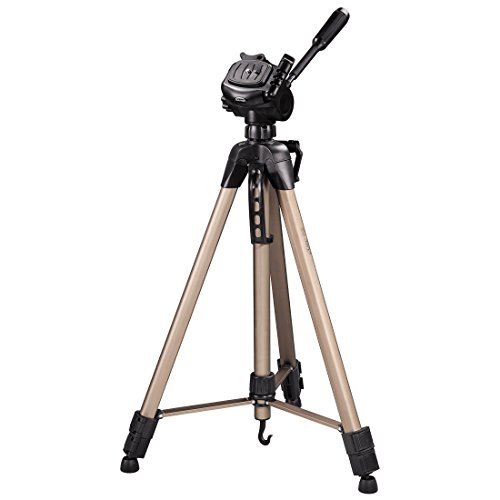 Hama | Star 63 Camera Tripod | Up to 166cm | Incl. Carrying Bag | Black