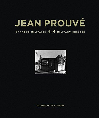 Jean Prouvé Baraque Militaire - 4X4 - 1939