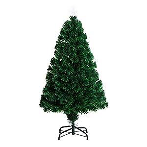 HOMCOM Árbol de Navidad 120cm