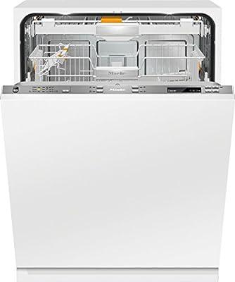 Miele G6890SCVi D ED2302,0k2o - Lavavajillas, clase energética A+++, 189kWh, 14Mgd, extremadamente ahorrador, con tecnología EcoTech para ahorro de calor, sencilla comunicación