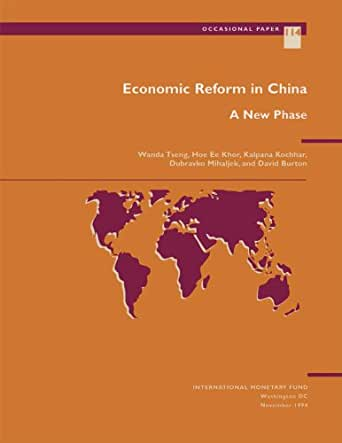 Science Reform in China