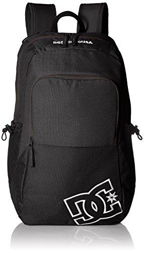 DC Shoes Men's Detention Backpack Bag Black
