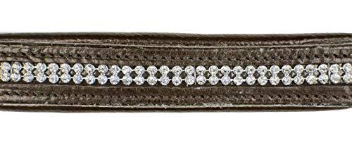 HKM 541768 Lederhalfter Diamond, Pony, braun