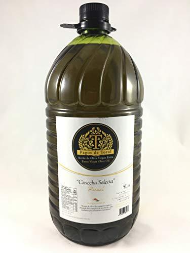 Aceite de Oliva Virgen Extra 5 litros - Pagos de Toral -...
