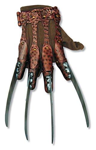 Freddy Krueger fleece Costume Accessory Glove