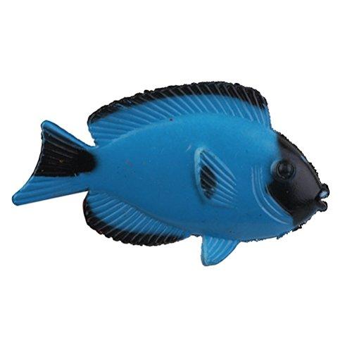 NUOLUX Ozean Tier tropischer Fisch Figur Modell Vorschul-Kinder Spielzeug-Pack 10 - 7