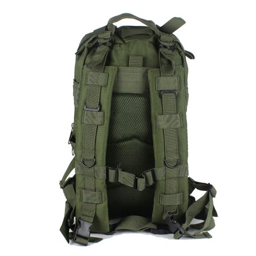 Topro 30L Langlebig Tactical Military Outdoor Rucksäcke Rucksack Camping Wandern Tasche Grün
