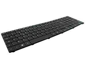Clavier Noir d'Ordinateur PC Portable FR pour Acer Aspire 5750 7750, Aspire Timeline 5253G 5552G 5736Z 5742ZG 5745DG - Original Lavolta
