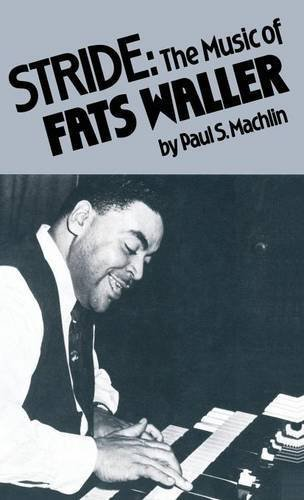 stride-the-music-of-fats-waller-macmillan-popular-music-series-by-paul-s-machlin-1985-11-11
