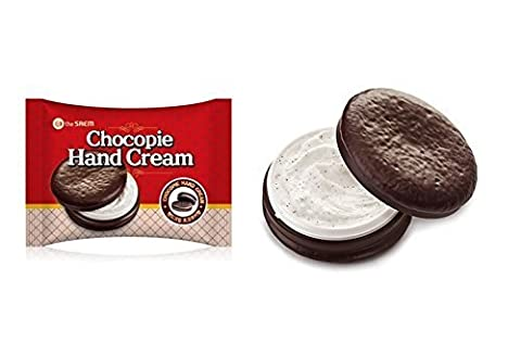 The saem Chocopie Hand Cream Cookie & Cream 35ml
