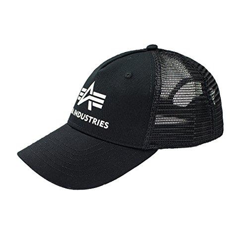 Alpha Industries Men Caps/Trucker Cap Basic
