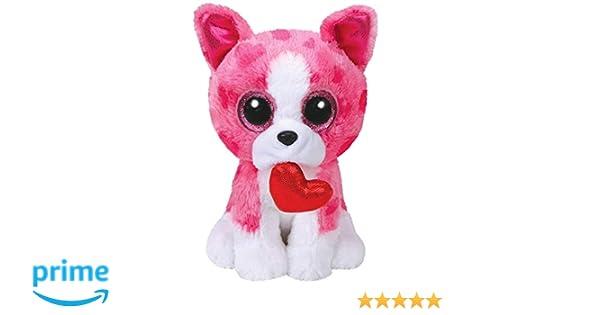 Alaska Stuffed Animals, Romeo The Dog 15cm 36864 Ty Beanie Boo Toys Games Buildings Set Parts
