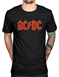 53d2bda33aef Amazon.co.uk  AC DC - Tops   Tees   Band T-Shirts   Music Fan ...