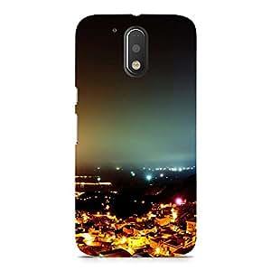 Hamee Designer Printed Hard Back Case Cover for Coolpad Cool 1 Design 6719