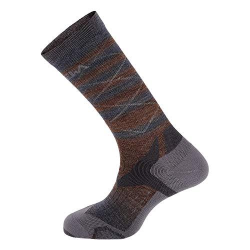 Salewa Trek Balance VP SK Socken, Fade Blue/Grey, 41-43