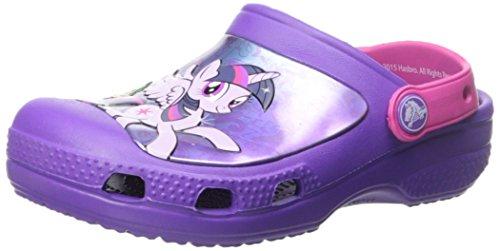 Crocs Unisex Baby CC My Little Pony Clog K Sandalen, Violett (Nepr),  22-24 EU