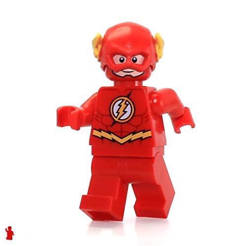 LEGO? Superheroes Flash Minifig - Figur Lego Flash