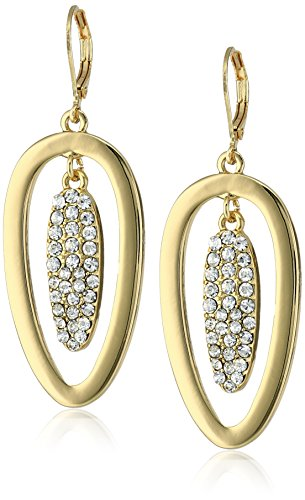 t-tahari-essentials-gold-and-crystal-double-oval-drop-earrings
