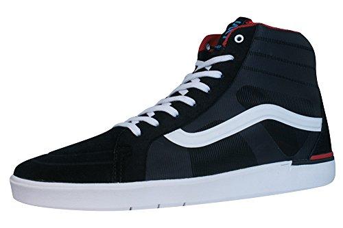 Vans  Parameter M,  Herren Sneakers Schwarz