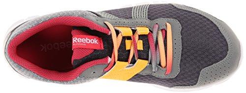 Reebok Z Fury Tempo Running Shoe Blk-Grey-Magenta-Gold-Wht
