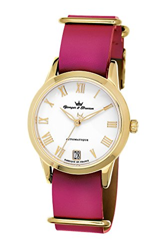 YONGER&BRESSON Automatique Women's Watch YBD 2006-SN10