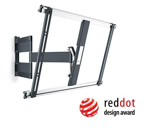 Vogel's THIN 545 TV-Wandhalterung für 102-165 cm (40-65 Zoll) Fernseher, schwenkbar und neigbar, max. 25 kg, Vesa max. 600 x 400, Schwarz -