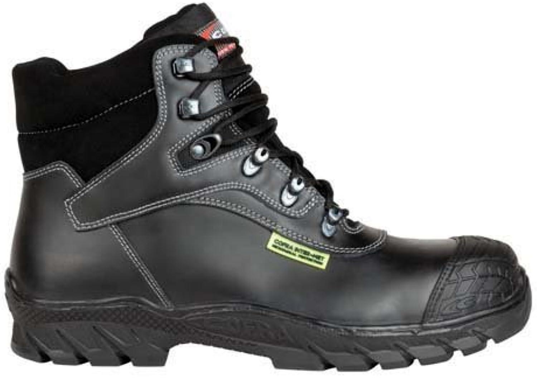 Cofra 17770 – 000.w42 zapatos,Friburg inter-met, tamaño 8, Negro