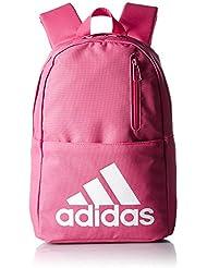 adidas Versatile Kids - Mochila para infantil, color rosa, talla NS