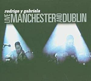Live Manchester and Dublin