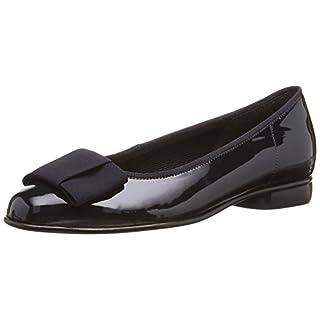 Gabor Assist-Patent, Women's Ballet Shoes, Blue (Blue Patent/Rips), 6.5 UK (40 EU)