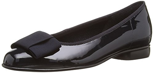 Gabor Shoes Basic, Ballerines Femme Bleu (96 Ocean) 37 EU