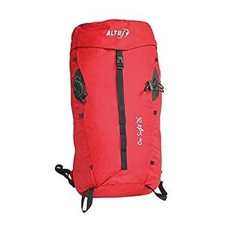 41cvHN8HyYL. SS324  - ALTUS On Sight - Mochila, Unisex, Color Rojo, Talla única