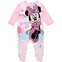 Minnie Mouse Dors Bien, Pijama bebé niña (24 Meses, ...