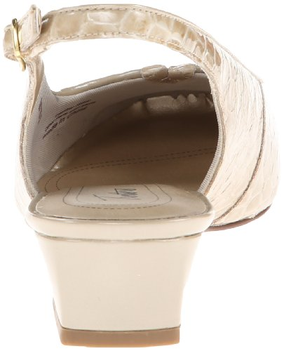 Trotters Dea Large Cuir Taupe