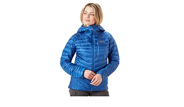 Berghaus BRG W Extrem Down, Royal, 16: Amazon.co.uk: Clothing