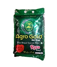 Agro Gold Old Crop West Bengal Special Rice