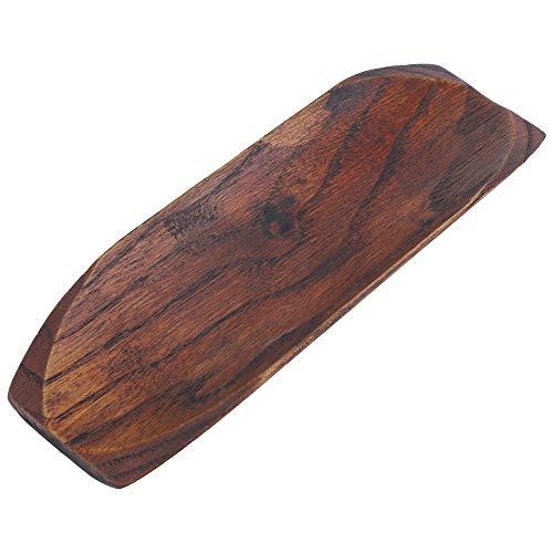 Caracteristicas: Hecho de madera de primera calidad, ecológico, saludable, espeso y duradero. Exquisita artesanía, grano de madera natural lo hace único. El estilo elegante y sencillo combina perfectamente con su mesa de comedor. De uso múltiple, ide...