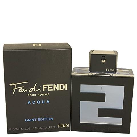 Fan Di Fendi Acqua von Fendi Eau de Toilette Spray 5Oz 150ml