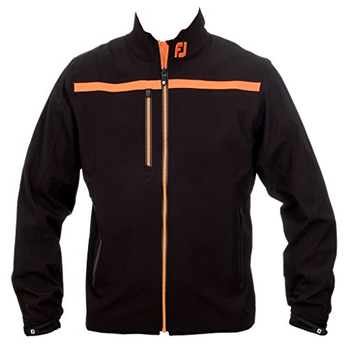 Footjoy Herren Trainingsjacke Dryjoys Tour Xp Schwarz