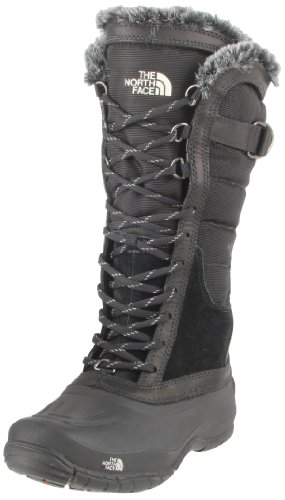 The North Face SHELLISTA LACE Mujer US 6 Negro Bota de Nieve