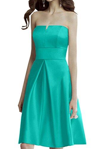 Promgirl House - Robe - Trapèze - Femme Vert - Blaugruen