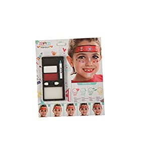 My Other Me Me-207079 Kit Maquillaje Infantil India, Talla única (Viving Costumes 207079)
