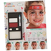 My Other Me - Kit maquillaje infantil india (Viving Costumes 207079)