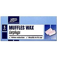 Boots Pharmaceuticals Muffle Wax Earplugs (5 Pairs) preisvergleich bei billige-tabletten.eu