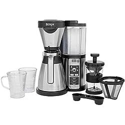 Ninja Coffee Bar Auto-IQ Kaffeemaschine mit Thermoskanne - CF065EU